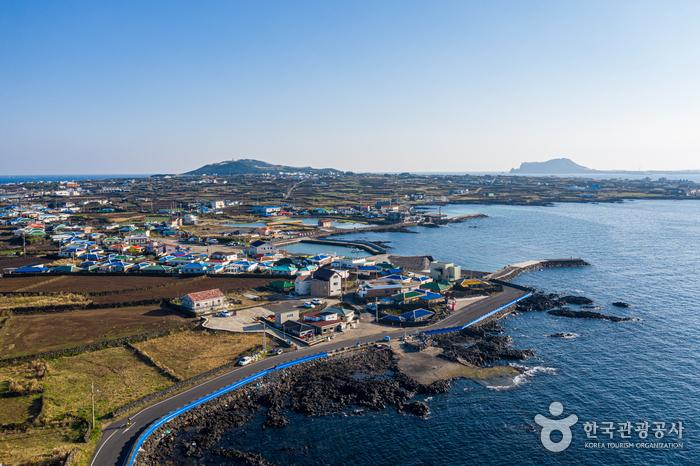 Insel Udo (Meerespark Udo) (우도(해양도립공원))