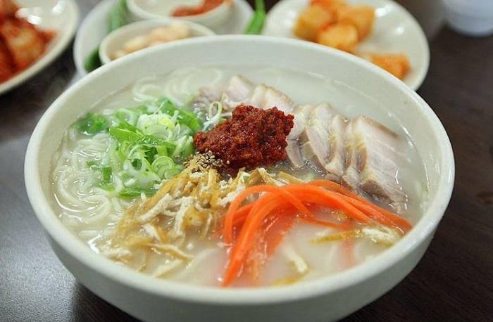 三代素麺会館 ( 삼대국수회관 )