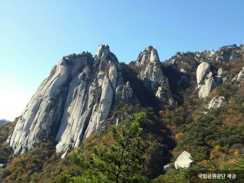 Bukhansan National Park (Seoul District) (북한산국립공원(서울))