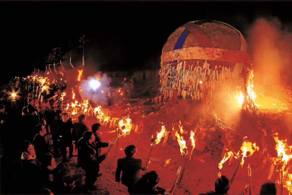 [문화관광축제] 제주들불축제