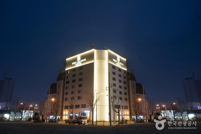 Top Cloud饭店 光州店[韩国旅游品质认证/Korea Quality] (탑클라우드호텔 광주점 [한국관광 품질인증/Korea Quality])