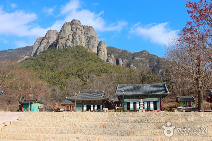 Templo Daejeonsa (대전사)