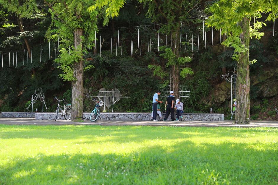 孔之川遊園地(공지천유원지)