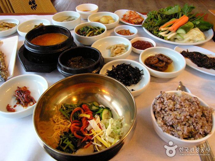 청국장과보리밥 (곤지암점)