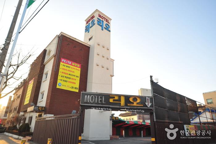 lrio旅馆(龙仁) [优秀住宿设施]<br>리오모텔(용인) [우수숙박시설 굿스테이]