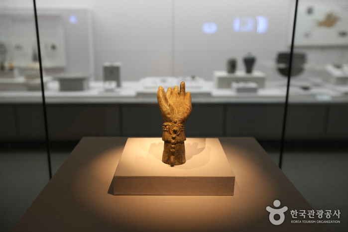 Mireuksaji Relics Exhibition Museum (국립미륵사지유물전시관)