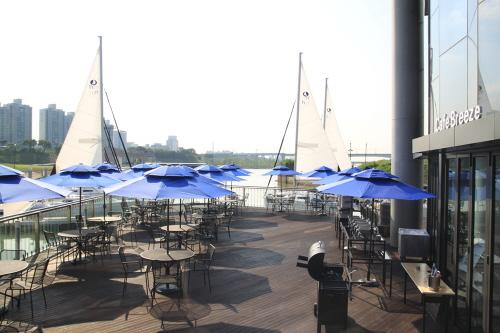 Яхт-клуб Seoul Marina21