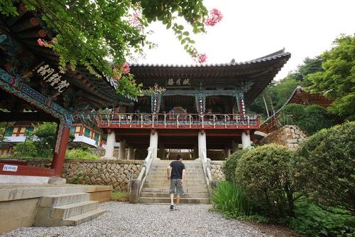 Cheoneunsa Temple (Samcheok) (천은사(삼척))