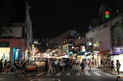 Хондэ (район университета Хоник) (홍대)25