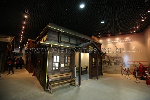 Музей современной истории города Кунсана (군산근대역사박물관)32