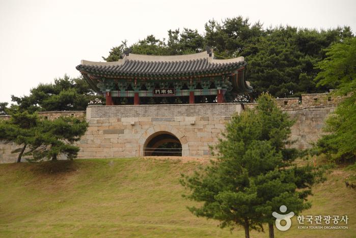 Festung Sangdangsanseong (청주 상당산성)