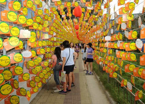釜山影島橋祭り(부산 영도다리축제)