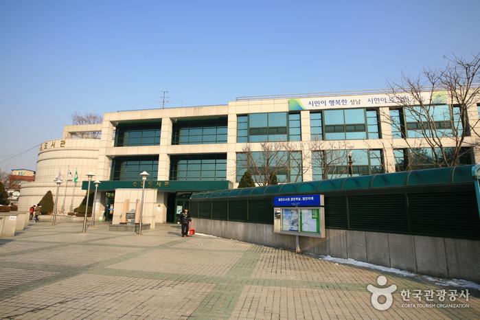 성남시 수정도서관