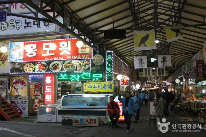 광주 대인시장 (대인예술시장) 사진8