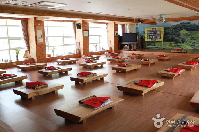 Центр чайной культуры в Хадоне (하동 차문화센터)6