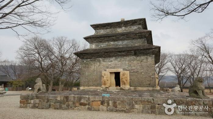 Tempel Bunhwangsa (분황사)