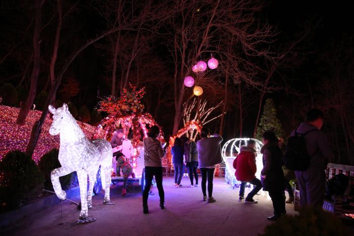 청도프로방스 별빛동화마을 빛축제 2017 사진8