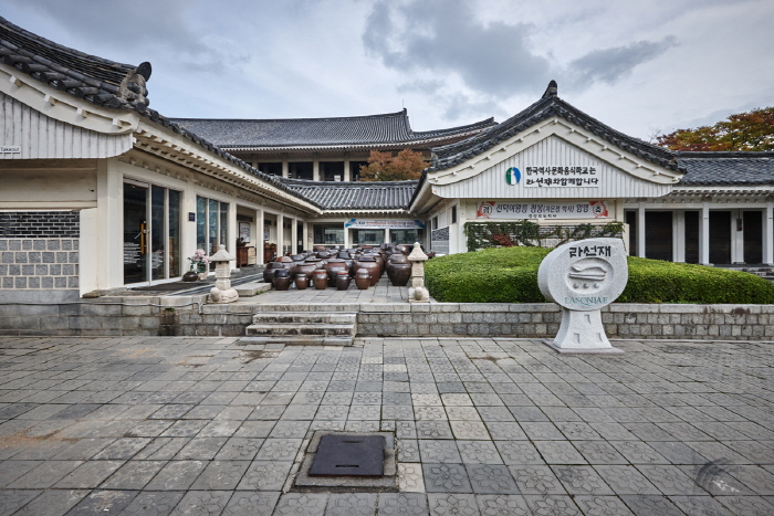 Laseonjae (한국역사문화음식학교 라선재)
