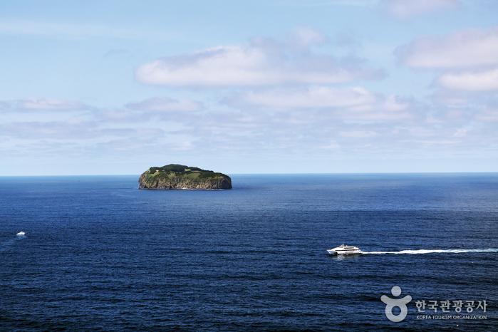 섬들이 노는 섬, 울릉도 사진