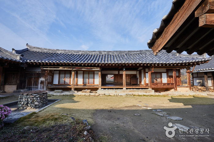 The Old House of Ildu in Hamyang [Korea Quality] / 함양일두고택 [한국관광 품질인증]