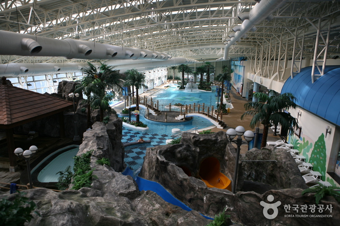 Danyang Aqua World in Daemyung Condo (대명리조트 단양 아쿠아월드)
