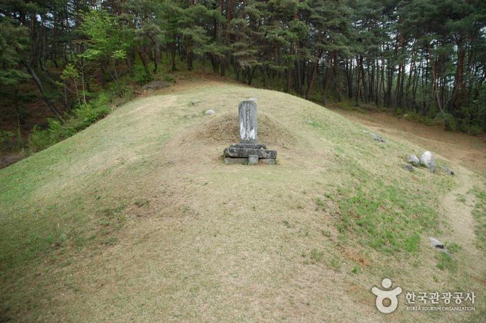 원주 운곡원천석묘역