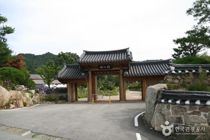 Центр традиционной корейской кухни Чонганвон (정강원 관광농원)2