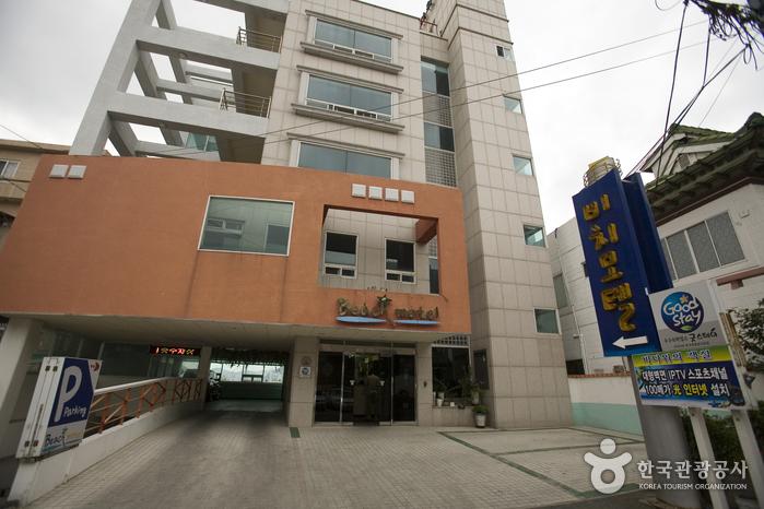 Beach Motel Busan - Goodstay (비치모텔(부산)[우수숙박시설 굿스테이])