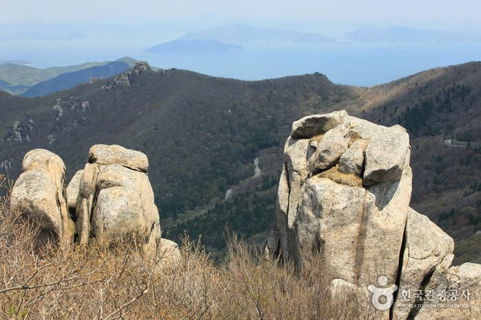 Geumsan Mountain (금산 (남해))