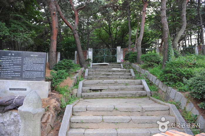 청학동외국인묘지