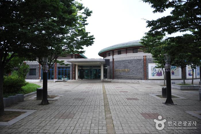 高敞パンソリ博物館(고창판소리박물관)