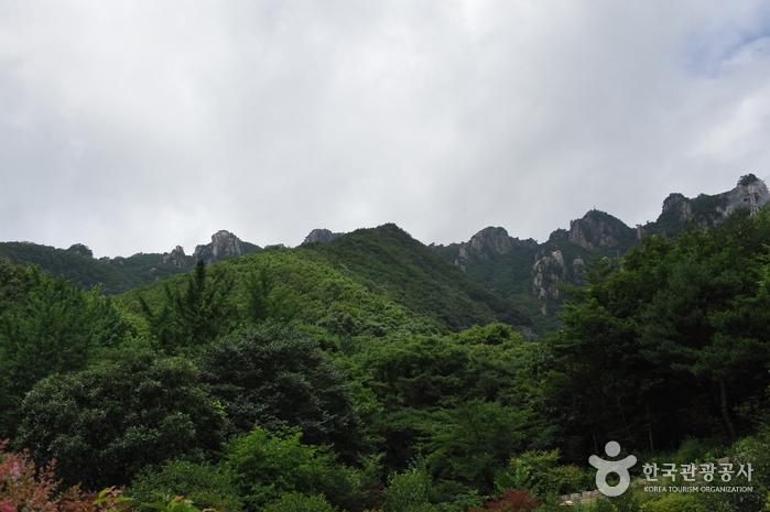Daedunsan Provincial Park (대둔산도립공원)