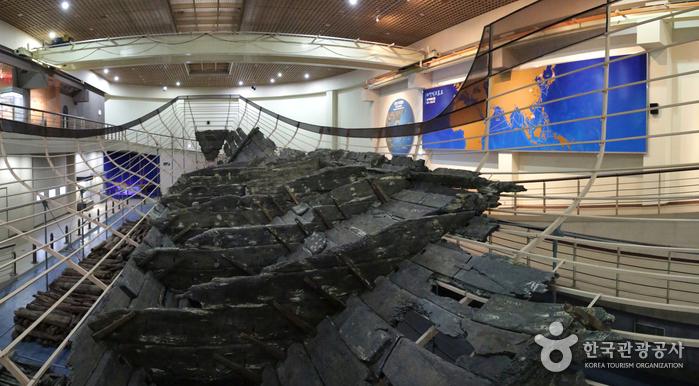 Национальный морской музей (국립해양문화재연구소)5