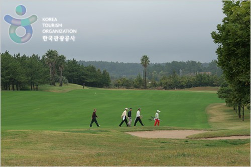 Jungmun Golf Club (중...