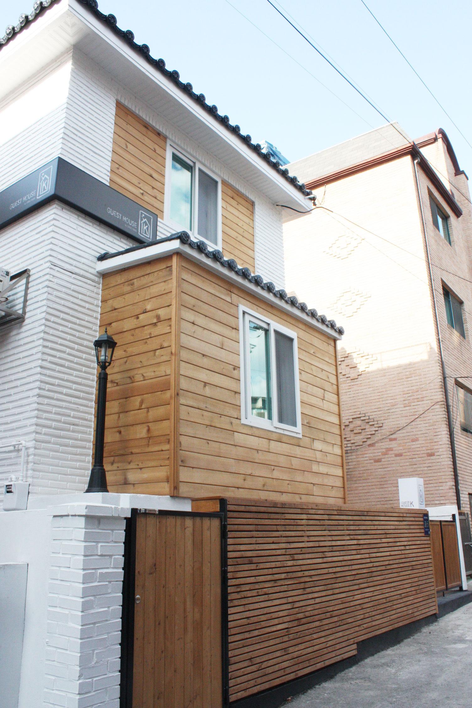 Guesthouse K (게스트하우스 케이)