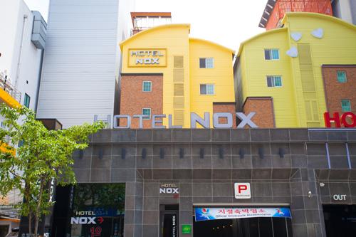 Nox Hotel - Goodstay (녹스호텔 [우수숙박시설 굿스테이])