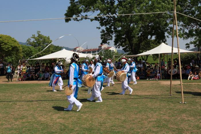 해미읍성 전통문화공연 2018  사진2