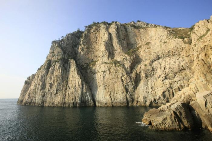 麗水 白島(여수 백도)