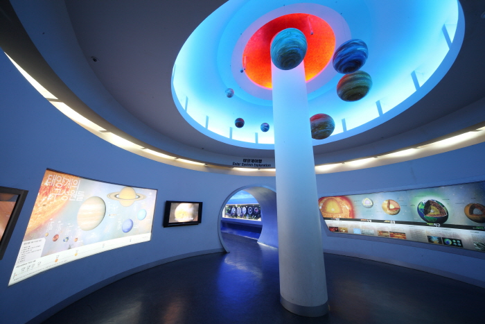 Weltraumzentrum Oktokki (옥토끼우주센터)