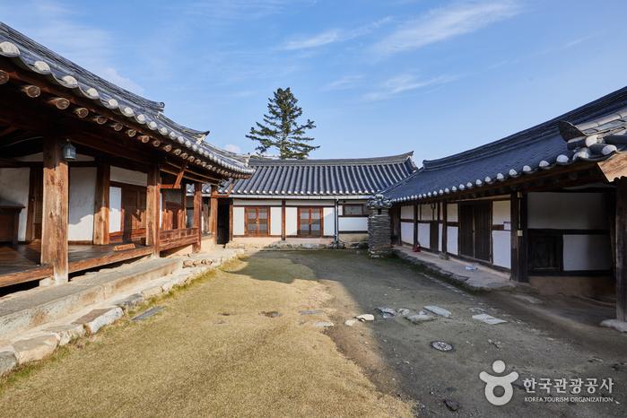 咸陽 一蠹古宅[韓国観光品質認証](함양일두고택[한국관광품질인증/Korea Quality])