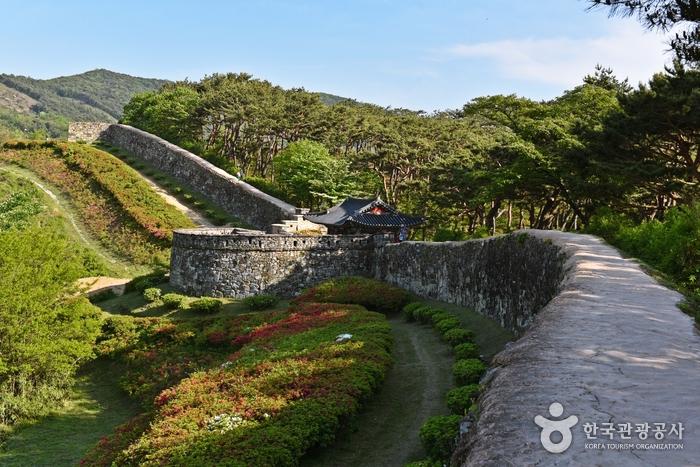 Festung Gochangeupsong (고창읍성)