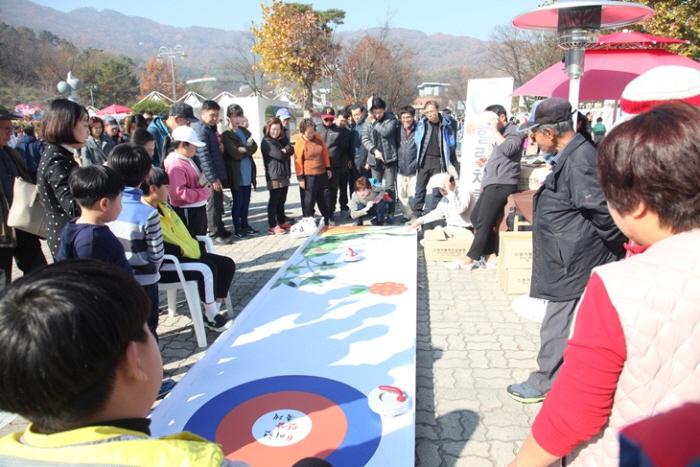 利川人参祭り(이천인삼축제)