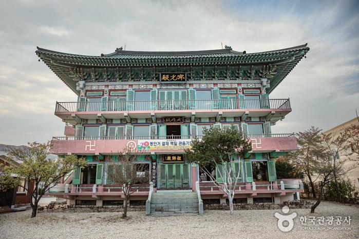 Daejeon Jagwangsa Temple (자광사(대전))