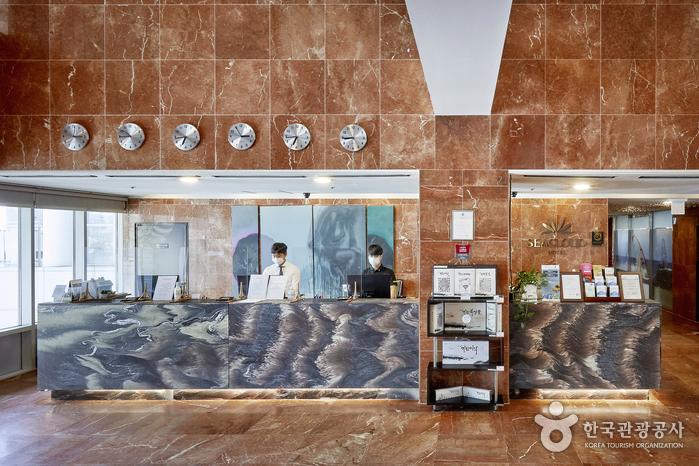 コーロン シークラウドホテル[韓国観光品質認証](코오롱씨클라우드호텔[한국관광품질인증제/ Korea Quality] )