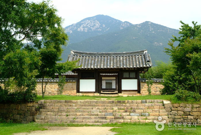 Naganeupseong Folk Village (낙안읍성)