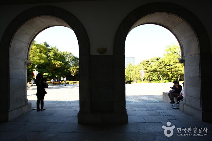 Сеульская художественная галерея (서울시립미술관)15