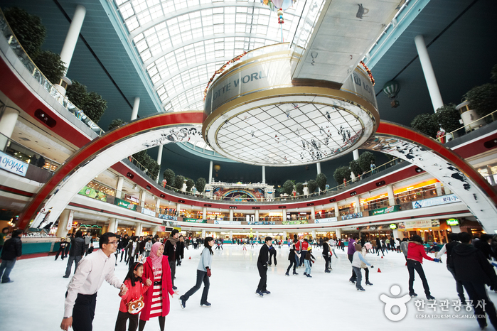 Lotte World Indoor Ice Skating Rink ( ) 