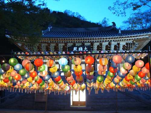 Jeokseoksa Temple ()
