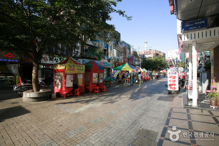 BIFF Square (BIFF 광장 (구, PIFF 광장))