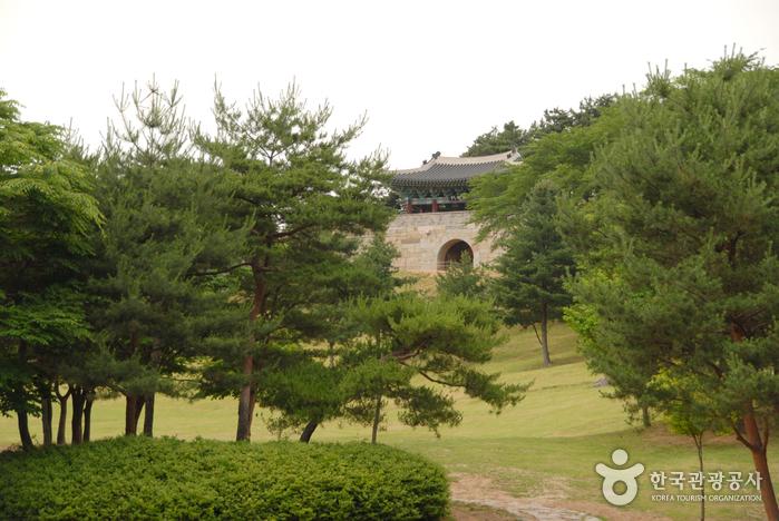 清州上党山城(청주 상당산성)